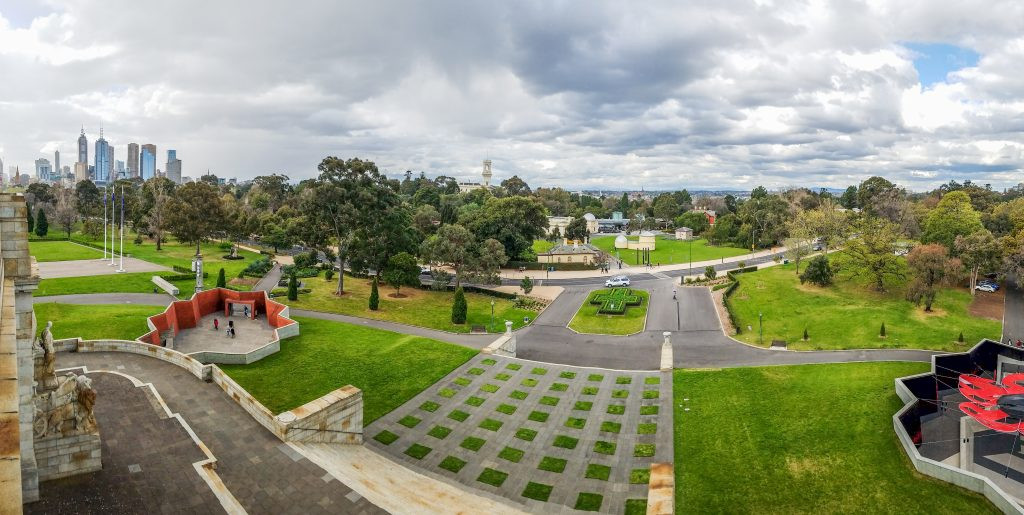 Shrine of the remembrance