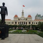 Town hall Ho Chi Minh