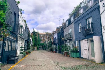 Mews Londinense - Notting Hill