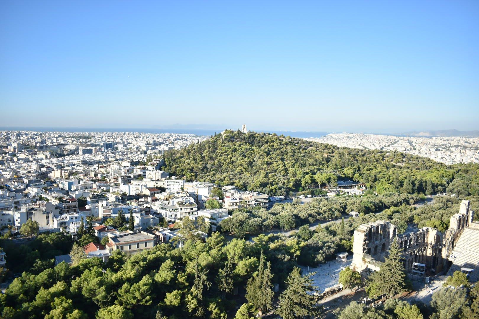 Dónde alojarse en Atenas: Mejores zonas y hoteles